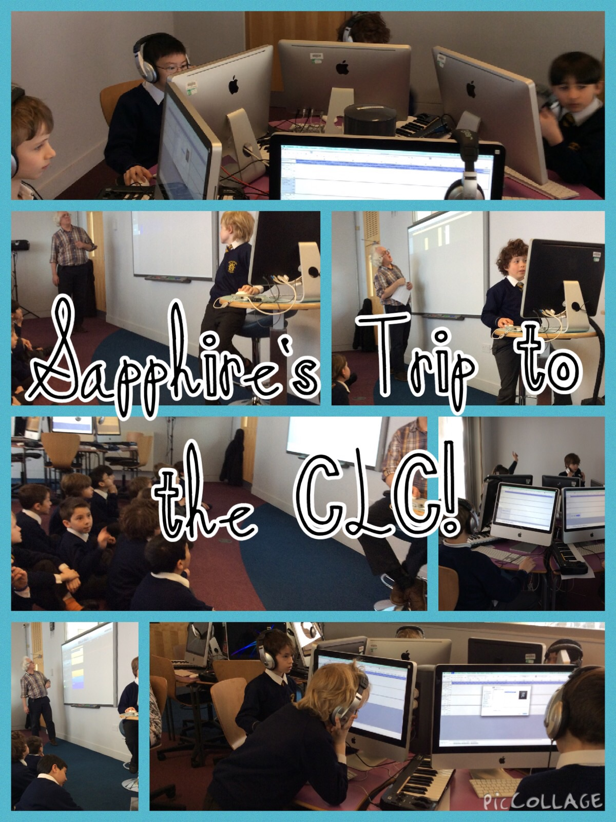 Sapphire Class at the CLC