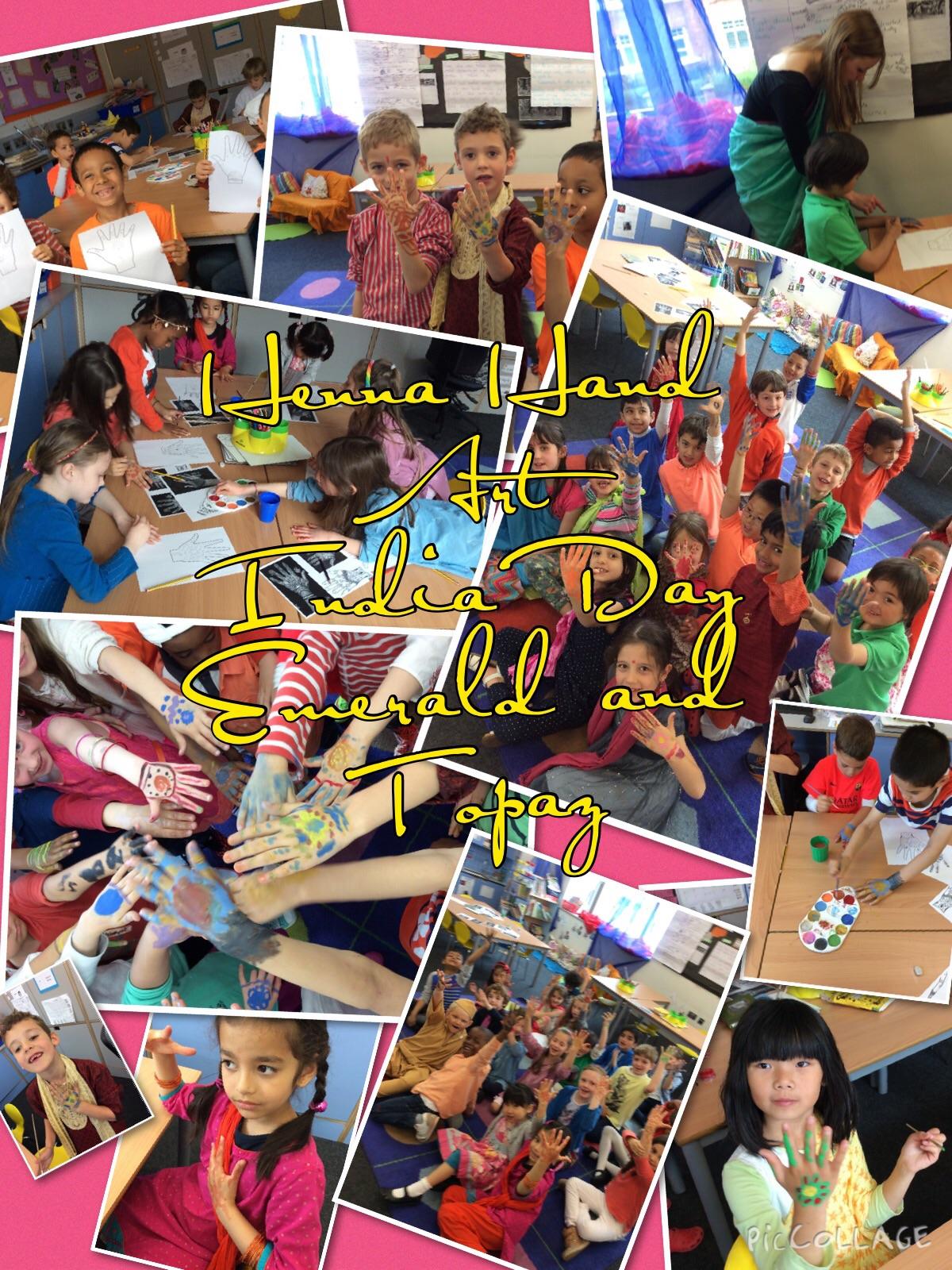 Henna India Day