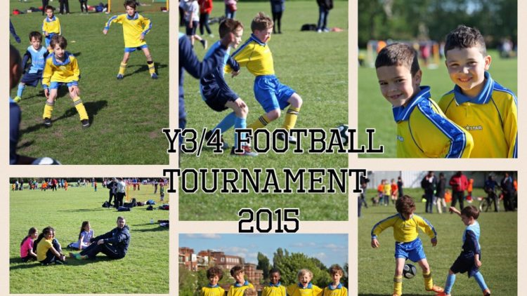 Year 3/4 Football Tournament