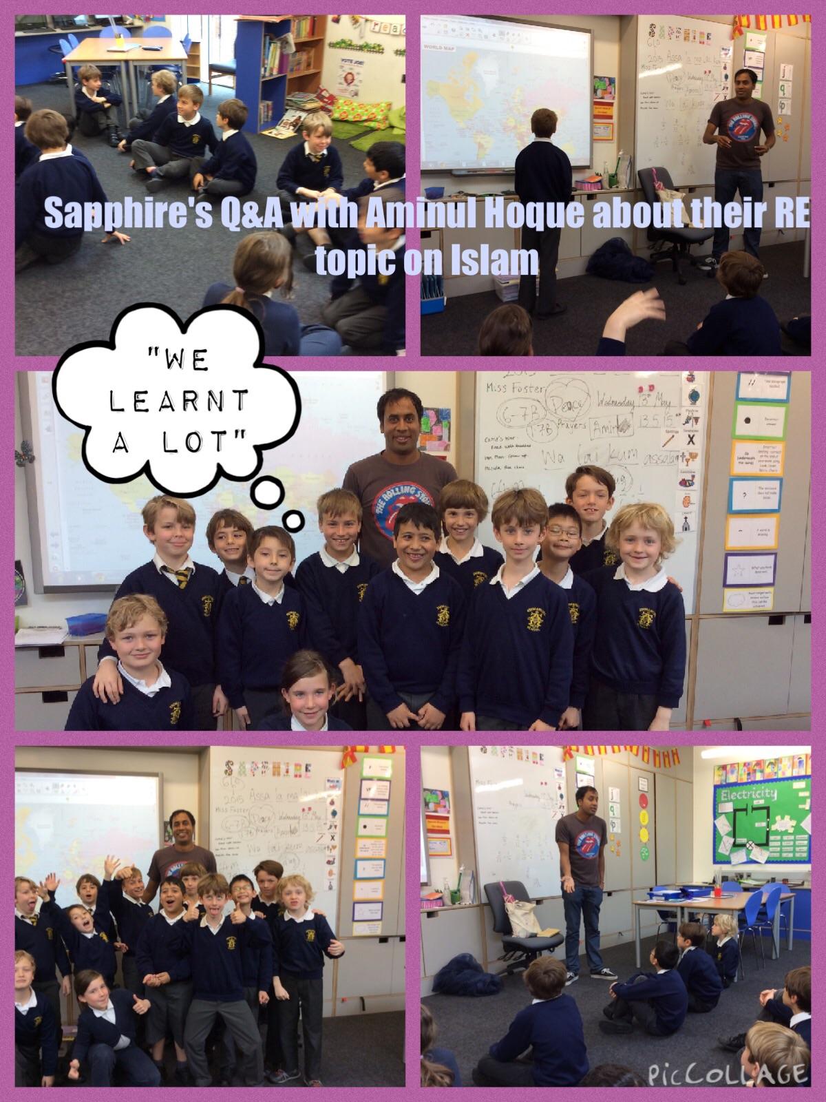 Sapphire Islam Talk