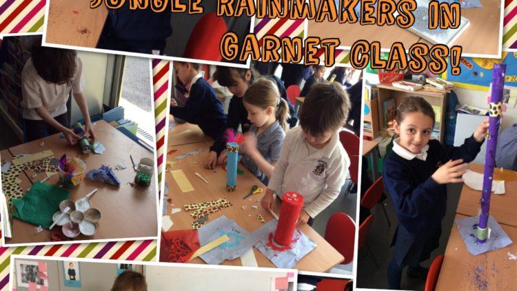 Garnet: Making Rainmakers