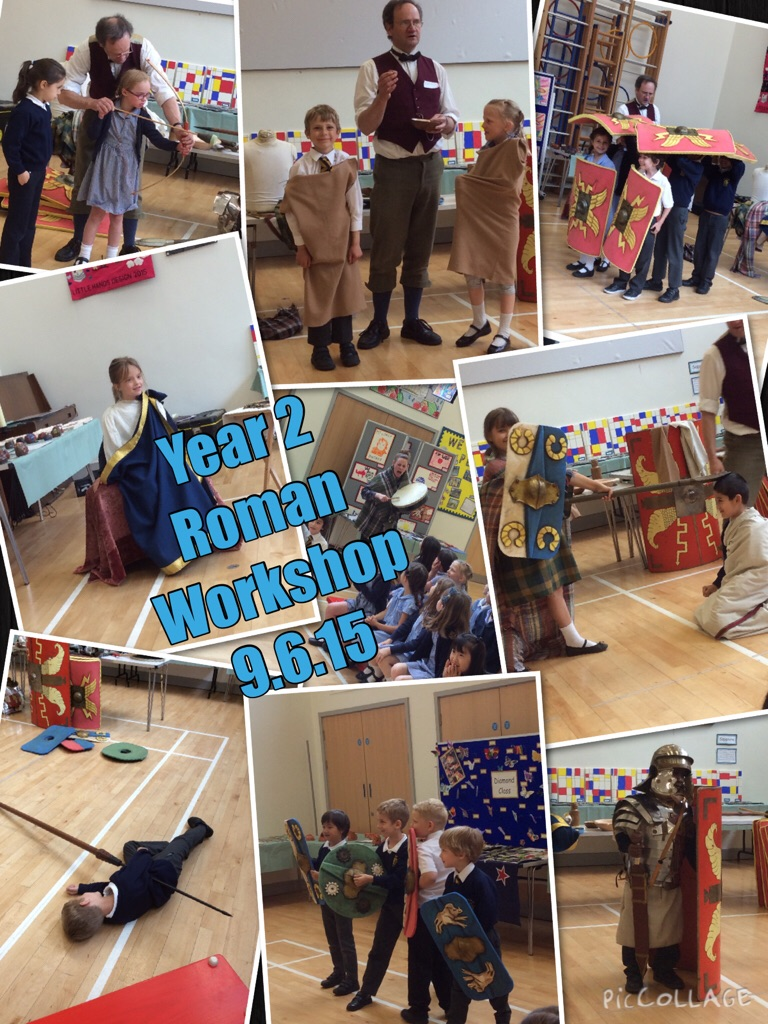 Roman Workshop Topaz