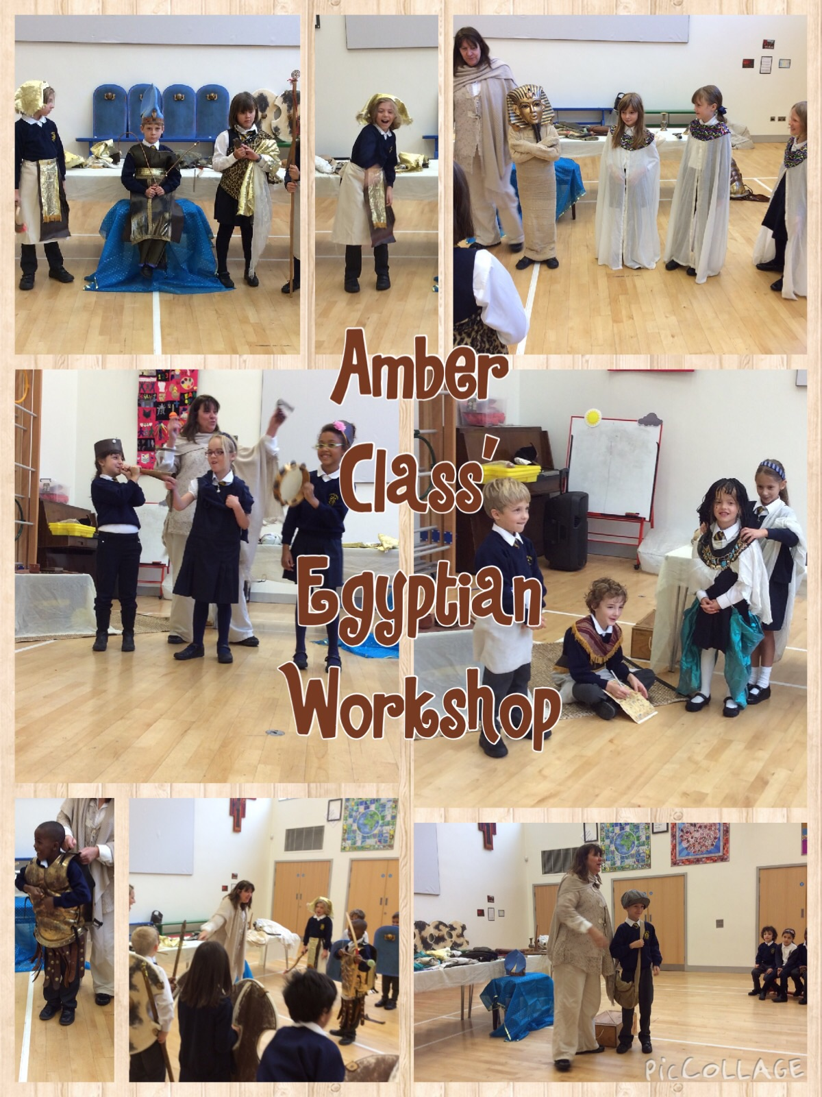Amber Workshop