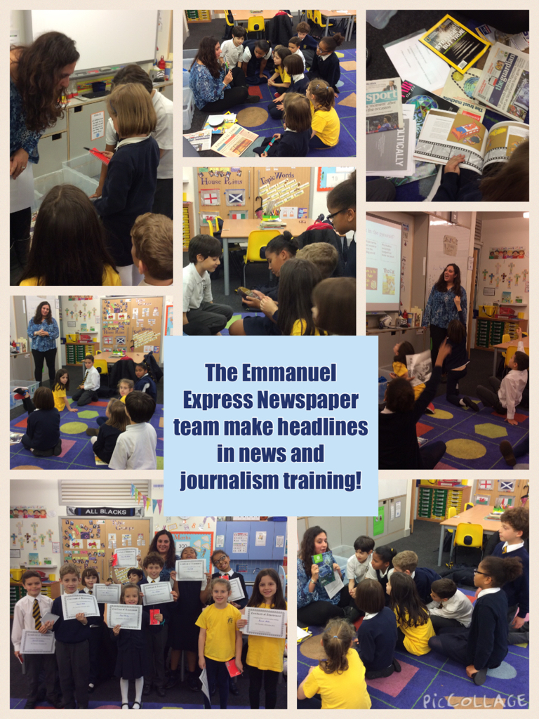 newspaper team