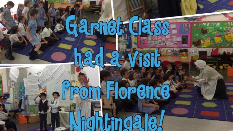 Garnet Class HIstory Workshop