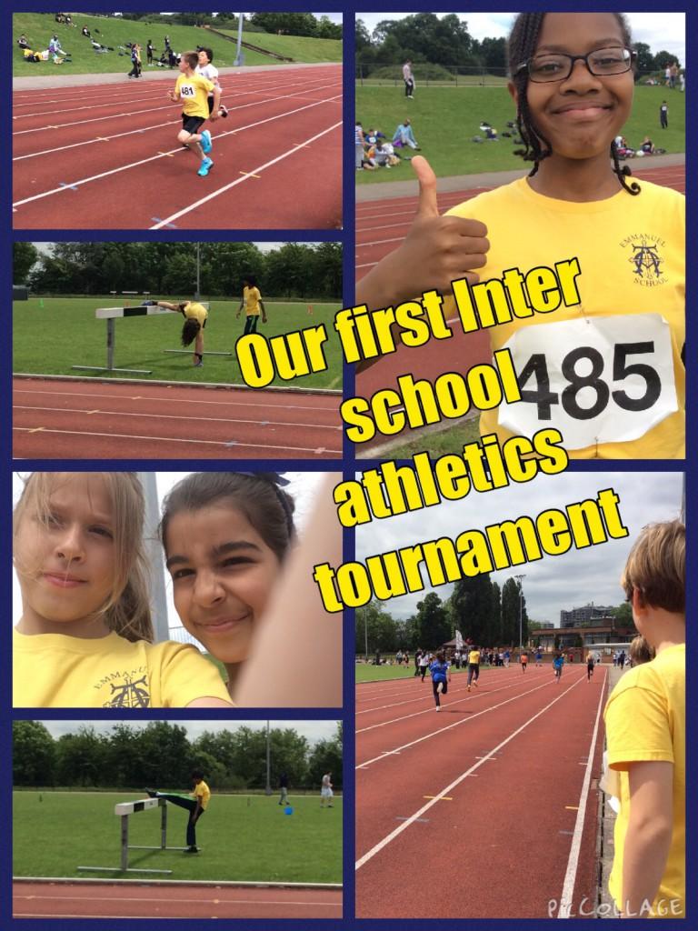 Athletics Tournament June 2016