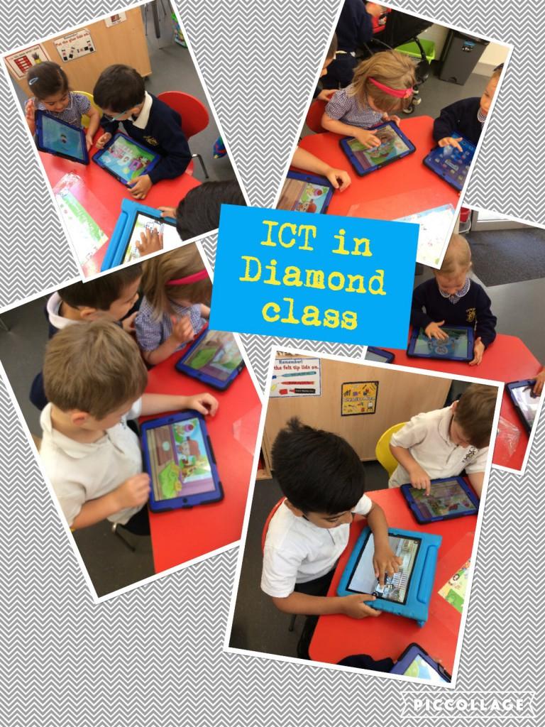 Computing in Diamond