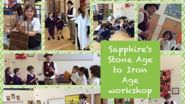 History Workshops in Sapphire Class