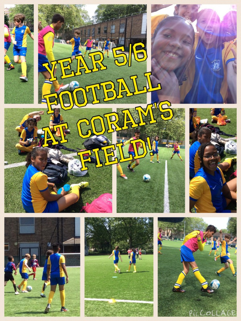 Year 4,5 & 6 Football Tournament