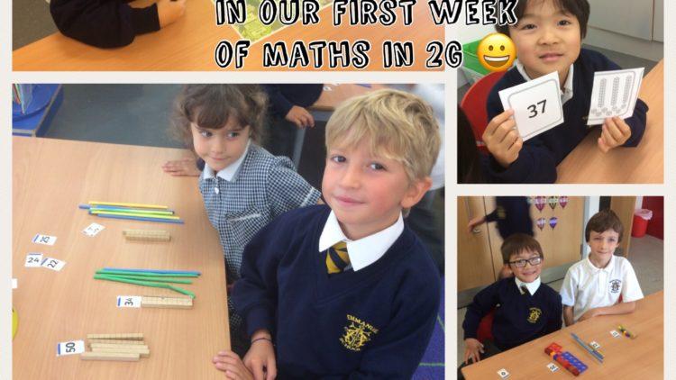 Maths in Year 2