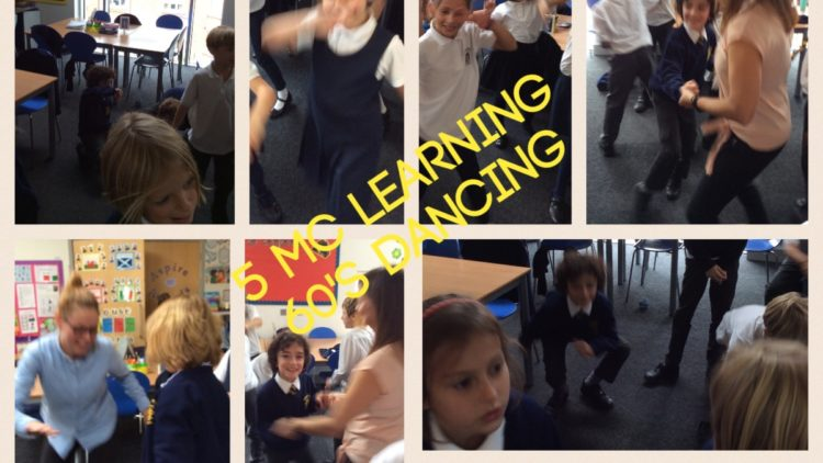 5Mc have the moves!