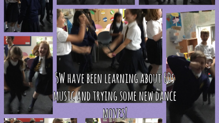 5W Twist and Shout!