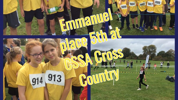 Cross Country….5th in Camden!