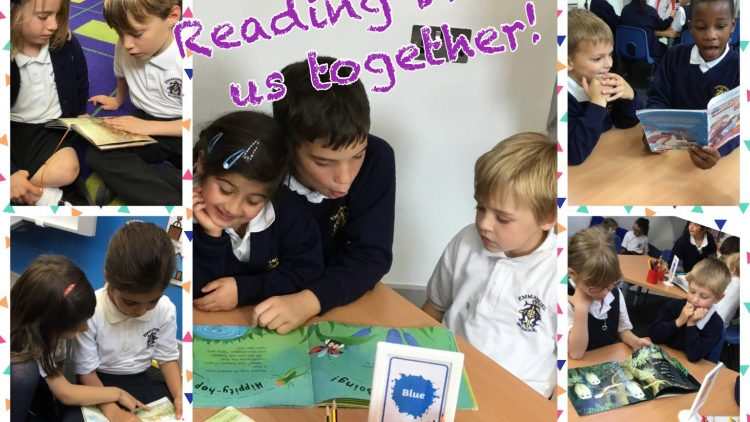 1T and 3B share a good book.