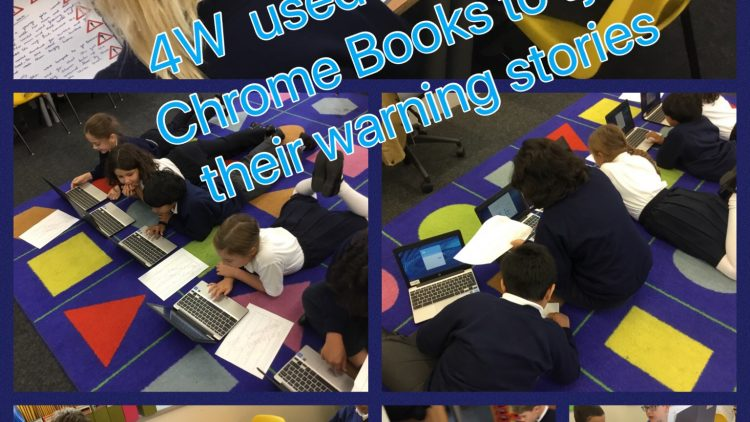 Digital Literacy in Year 4