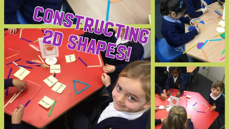 1T constructing shapes!