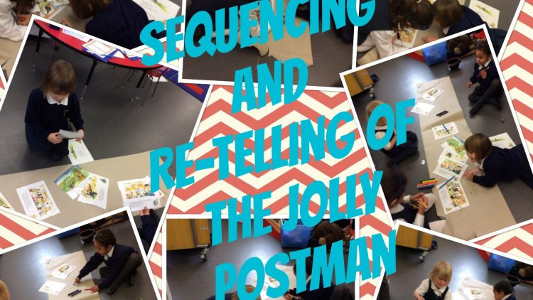 Reception re-telling the story