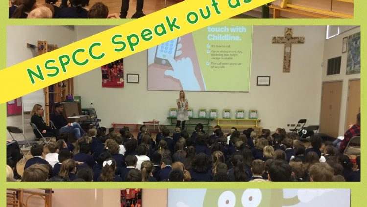 NSPCC Speak Out Assembly