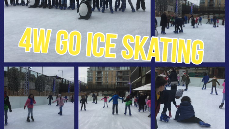 4W enjoy the ice!