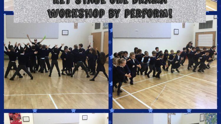 Key Stage One Drama Workshop