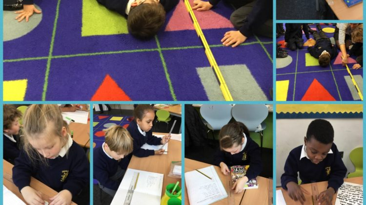 3B Practicing how to measure accurately