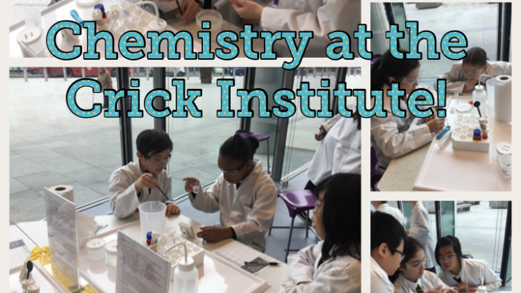 5W's trip to the Francis Crick Institute