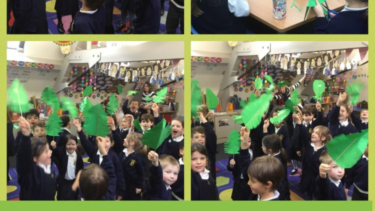 1T learn about Palm Sunday!