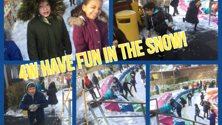 4W enjoy the snow!