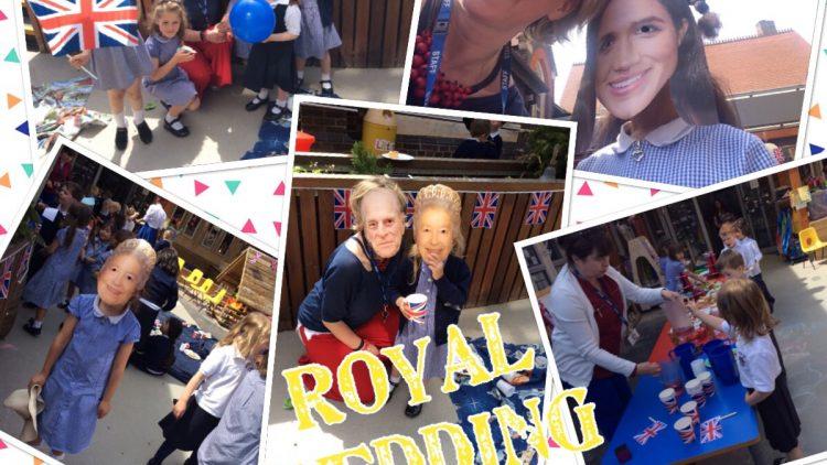 EYFS Royal Wedding Tea Party!