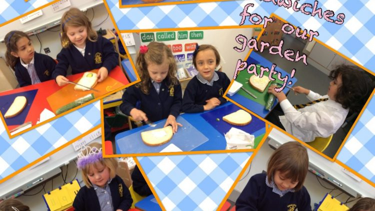 EYFS Royal Wedding Tea Party