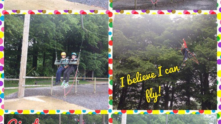 Giant Swing!