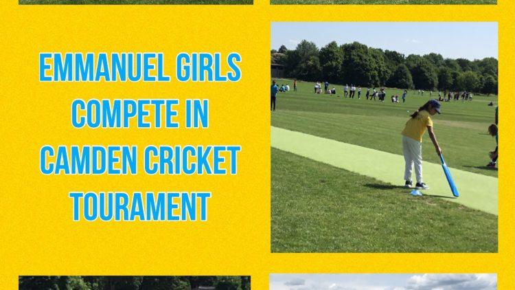 Emmanuel Girls Cricket Team 2018