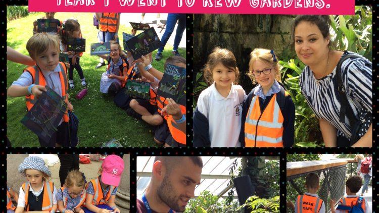 Kew Garden Adventures