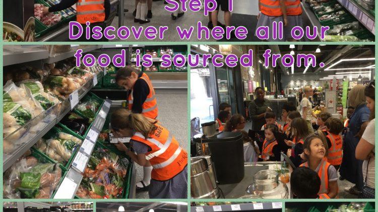 3B's trip to Waitrose Cookery School