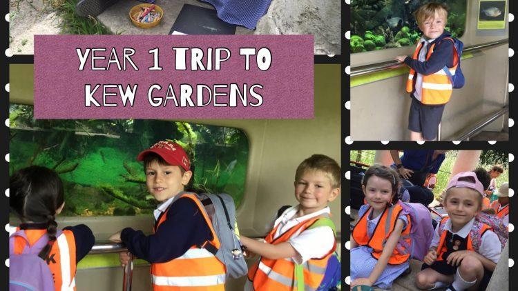 Kew Garden adventures!