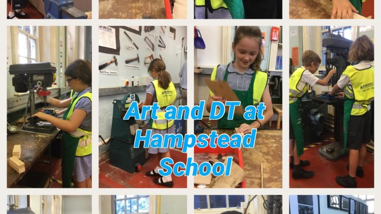 5Mc Visit Hampstead School