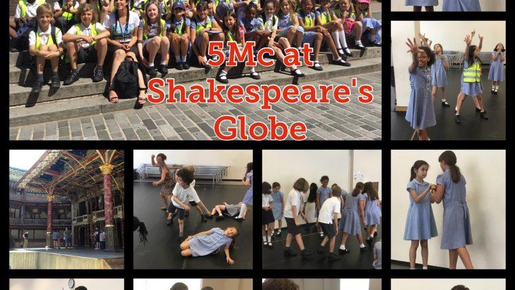 5Mc at the Globe