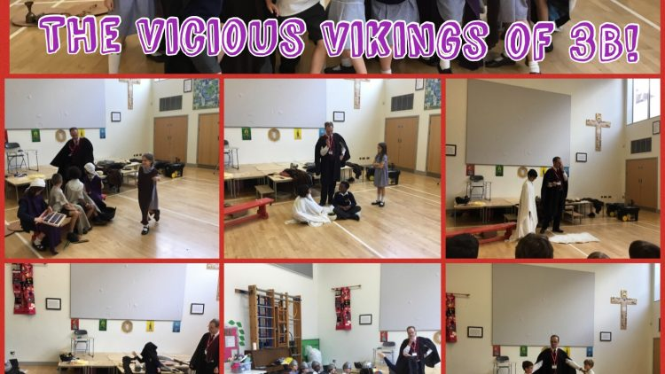 Vicious Vikings in 3B