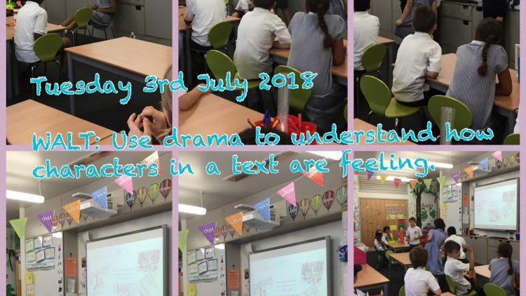 Drama in Literacy