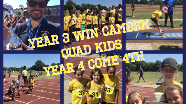 Big Results in Quad Kids!