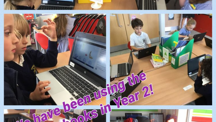 Computing in Year 2.