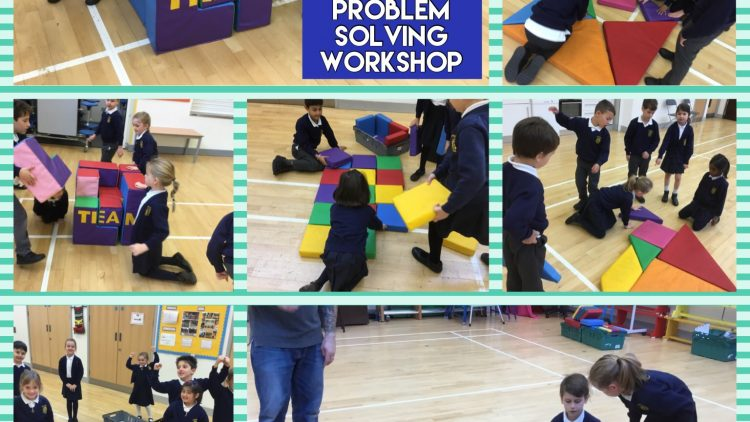 Maths Problem Solving Workshop