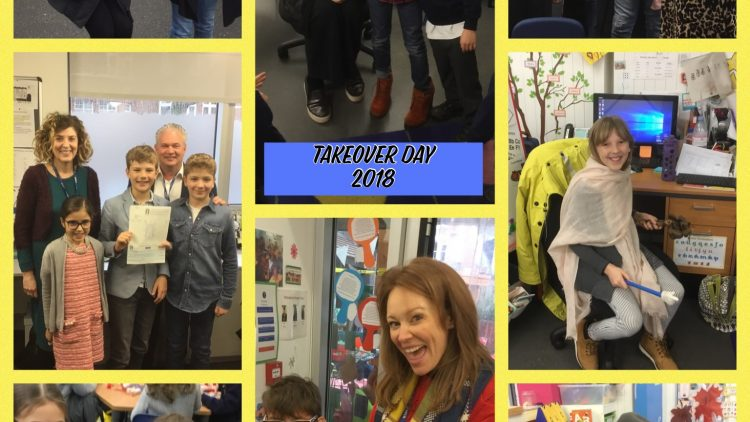 Takeover Day 2018