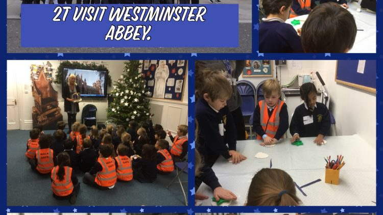 2T's trip to Westminster Abbey