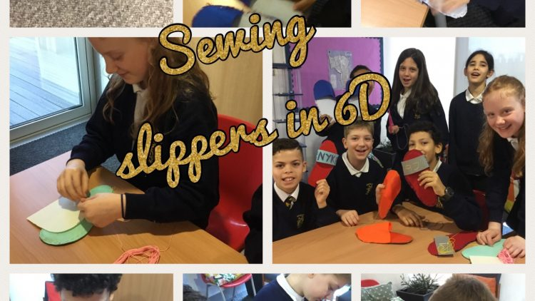 Sewing in 6D