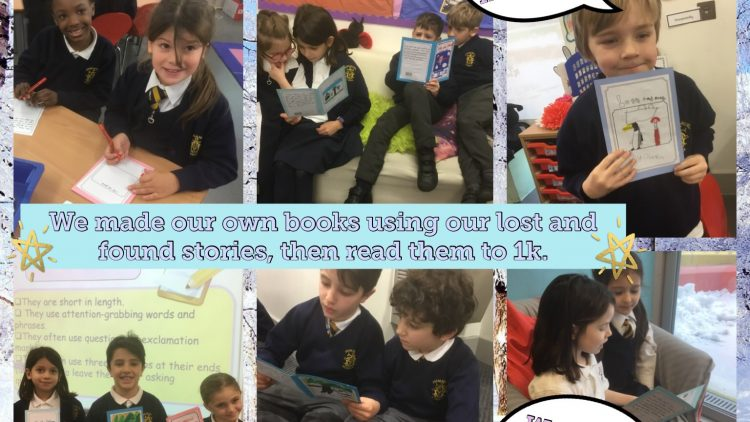2T's brilliant books!