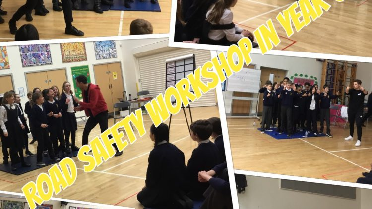 Road Safety Workshop in Year 6