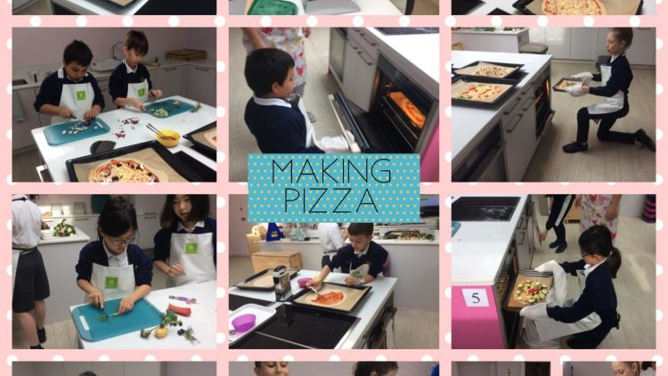 Cooking in 5W (Group 2)