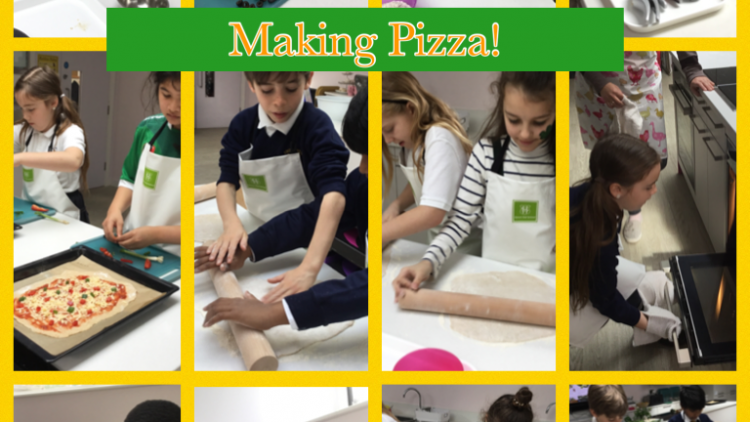 Making Pizza (Group 3)