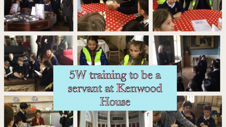 5W's trip to Kenwood House